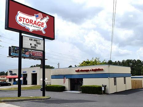 Storage Rentals of America - Augusta - Wrightsboro Rd 3353 Wrightsboro Road Augusta, GA - Photo 0