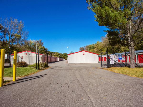 Storage Rentals of America - Portage 820 West Centre Avenue Portage, MI - Photo 1