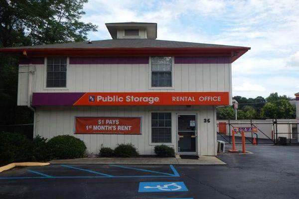 Public Storage - Greenville - 36 Pine Knoll Drive 36 Pine Knoll Drive Greenville, SC - Photo 0