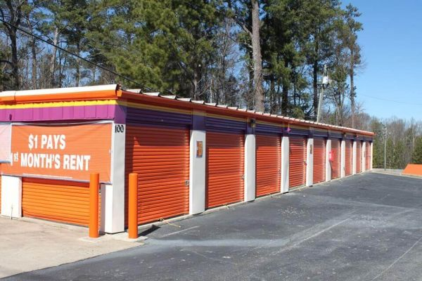 Public Storage - Milton - 632 N Main Street 632 N Main Street Milton, GA - Photo 1