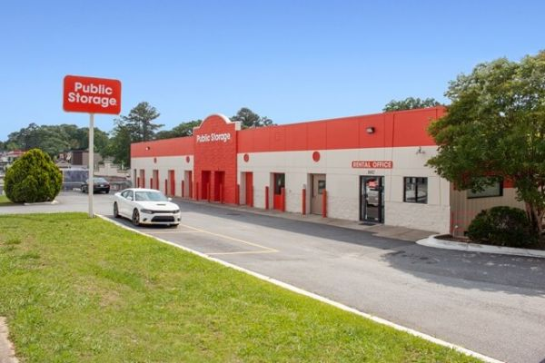 Public Storage - Atlanta - 3692 Clairmont Road 3692 Clairmont Road Atlanta, GA - Photo 0