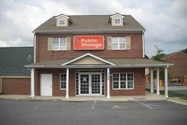 Public Storage - Alexandria - 7208 Fordson Road