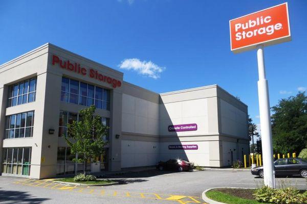 Public Storage - Cranston - 604 Park Ave