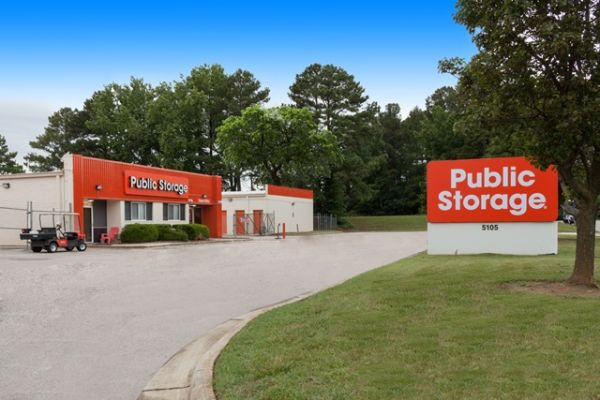 Public Storage - Raleigh - 5105 Departure Drive 5105 Departure Drive Raleigh, NC - Photo 0