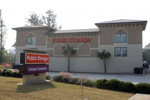 Public Storage - Savannah - 1669 Chatham Pkwy