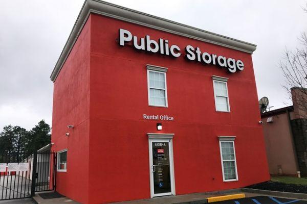 Public Storage - Hephzibah - 4108A Windsor Spring Rd