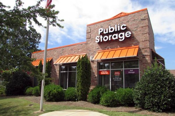 Public Storage - Lake Wylie - 4560 Charlotte Hwy 4560 Charlotte Hwy Lake Wylie, SC - Photo 0