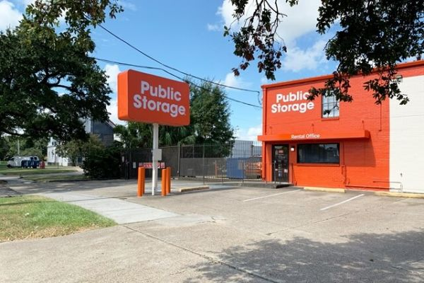 Public Storage - New Orleans - 3440 S Carrollton Ave 3440 S Carrollton Ave New Orleans, LA - Photo 0
