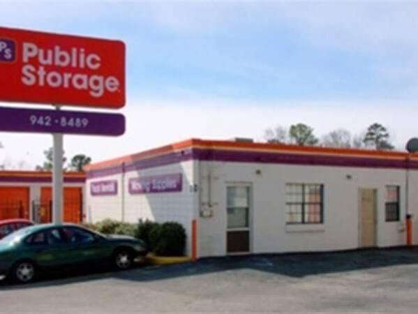 Public Storage - Birmingham - 8 W Oxmoor Road 8 W Oxmoor Road Birmingham, AL - Photo 0
