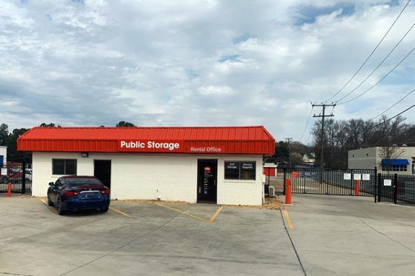 Public Storage - Richmond - 10110 Midlothian Tpke