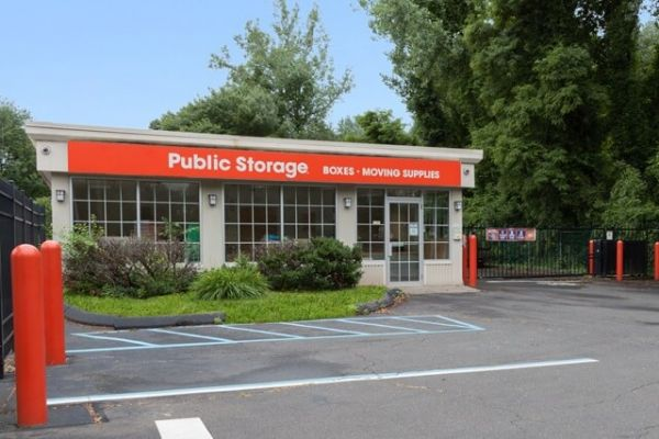 Public Storage - Manchester - 100 Taylor Street 100 Taylor Street Manchester, CT - Photo 0