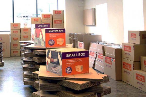 Public Storage - Chicago - 1414 S Wabash Ave 1414 S Wabash Ave Chicago, IL - Photo 2