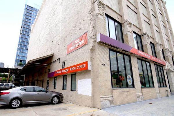 Public Storage - Chicago - 1414 S Wabash Ave 1414 S Wabash Ave Chicago, IL - Photo 0