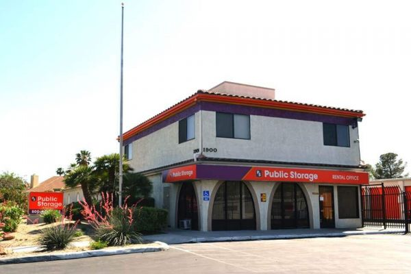 Public Storage - Las Vegas - 1900 N Jones Blvd 1900 N Jones Blvd Las Vegas, NV - Photo 0