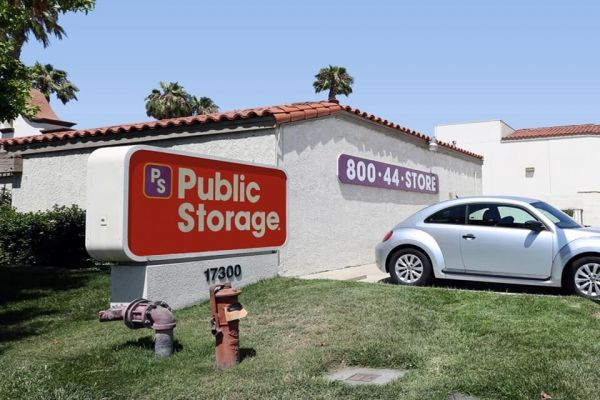 Public Storage - Fountain Valley - 17300 Newhope Street 17300 Newhope Street Fountain Valley, CA - Photo 0