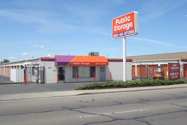Public Storage - Stockton - 3901 West Ln 3901 N West Lane Stockton, CA - Photo 0