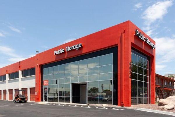 Public Storage - Phoenix - 4034 E McDowell Rd 4034 E McDowell Rd Phoenix, AZ - Photo 0