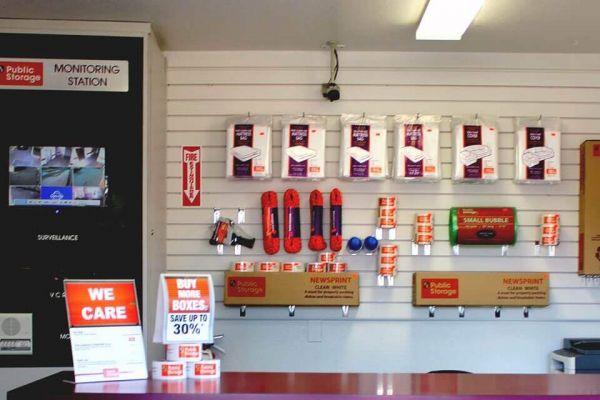 Public Storage - Portland - 7402 SE 92nd Ave 7402 SE 92nd Ave Portland, OR - Photo 2