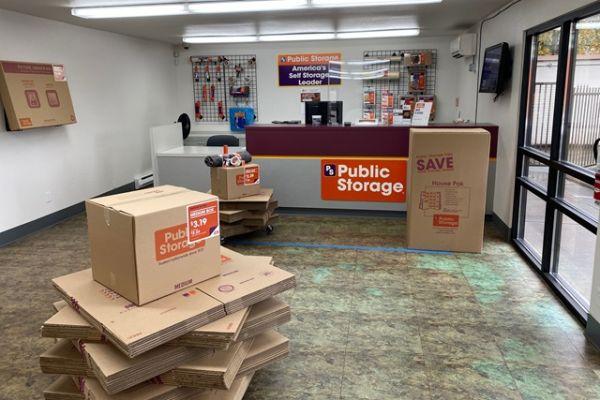 Public Storage - Bellevue - 1800 124th Ave NE 1800 124th Ave NE Bellevue, WA - Photo 2