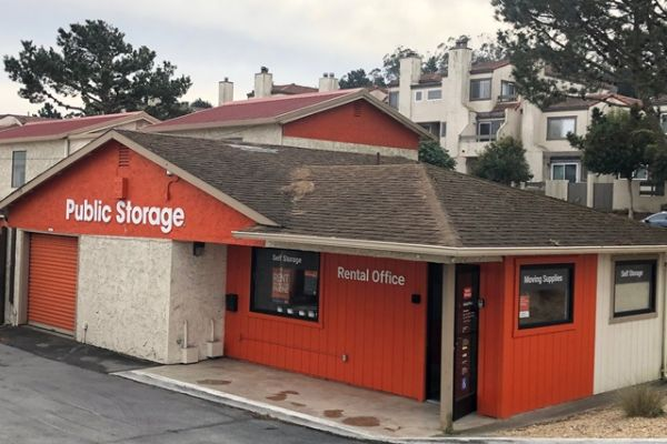 Public Storage - South San Francisco - 2679 Meath Drive 2679 Meath Drive South San Francisco, CA - Photo 0
