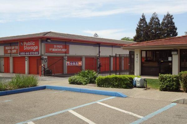 Public Storage - Concord - 4415 Treat Blvd 4415 Treat Blvd Concord, CA - Photo 0