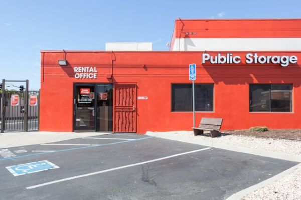 Public Storage - Campbell - 175 S Curtner Ave 175 S Curtner Ave Campbell, CA - Photo 0