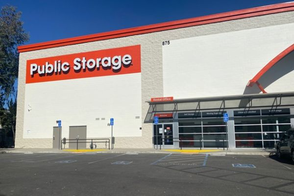 Public Storage - Sunnyvale - 875 East Arques Ave 875 East Arques Ave Sunnyvale, CA - Photo 0
