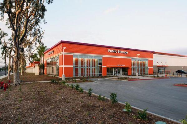 Public Storage - Irvine - 16700 Red Hill Ave