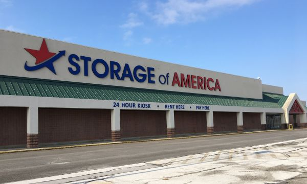 Storage of America - Oak Harbor 1825 Oak Harbor Road Fremont, OH - Photo 0