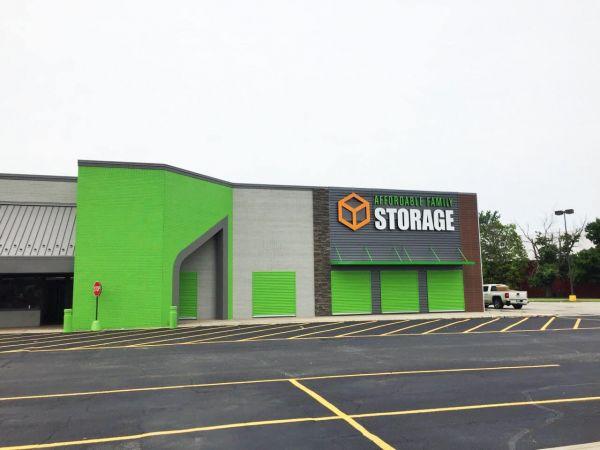 Affordable Family Storage - Muncie 3910 West Bethel Avenue Muncie, IN - Photo 0