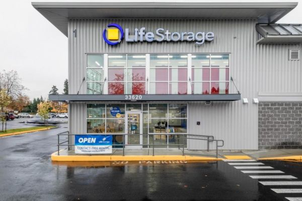 Life Storage - Federal Way - 33620 21st Avenue Southwest 33620 21st Avenue Southwest Federal Way, WA - Photo 4