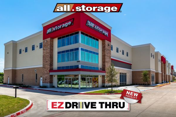 All Storage - Garland - 5760 Bunker Hill 5760 Bunker Hill Road Garland, TX - Photo 0