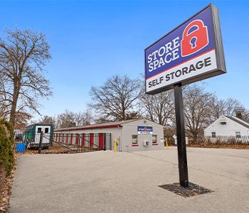 Store Space Self Storage - #1019 1359 Ohio Pike Amelia, OH - Photo 0