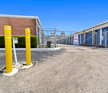 Store Space Self Storage - #1023 1030 South Erie Boulevard Hamilton, OH - Photo 3