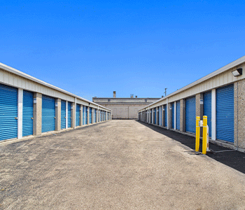 Store Space Self Storage - #1023 1030 South Erie Boulevard Hamilton, OH - Photo 5