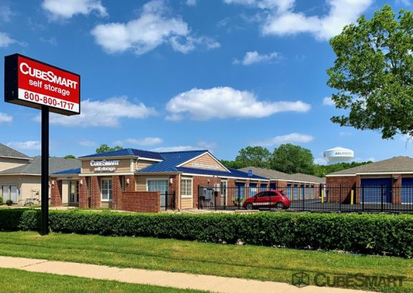 CubeSmart Self Storage - TX Arlington S Cooper Street 3057 South Cooper Street Arlington, TX - Photo 0