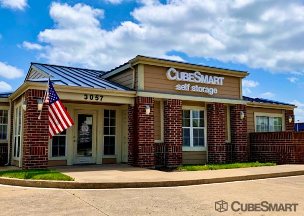 CubeSmart Self Storage - TX Arlington S Cooper Street 3057 South Cooper Street Arlington, TX - Photo 1