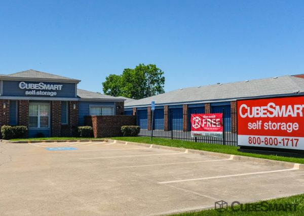 CubeSmart Self Storage - TX Dallas Forest Lane 3334 Forest Lane Dallas, TX - Photo 0