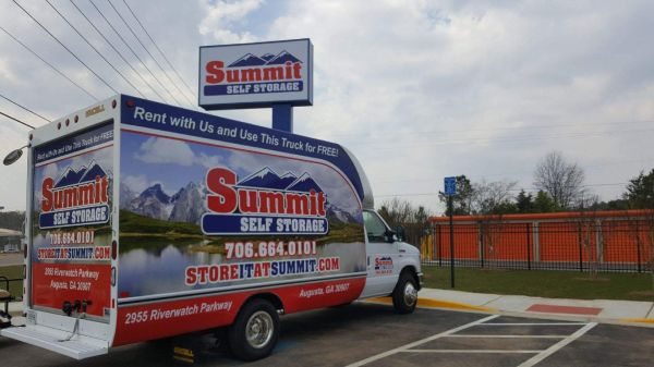 Summit Self Storage - Mt. Pleasant 4042 North Highway 17 Awendaw, SC - Photo 1