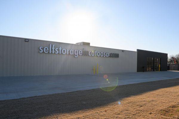 Self Storage in Catoosa 523 South 193rd East Avenue Tulsa, OK - Photo 13