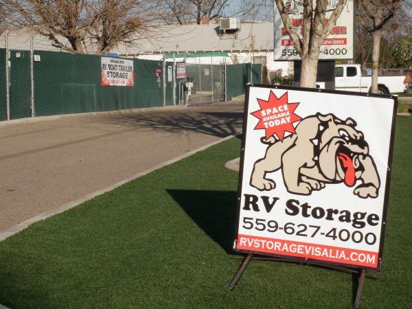 Bulldog Rv Storage 1010 East Douglas Avenue Visalia, CA - Photo 1