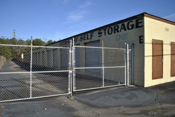 Stor-A-Way Self Storage 1024 N Davis Dr Warner Robins, GA - Photo 2