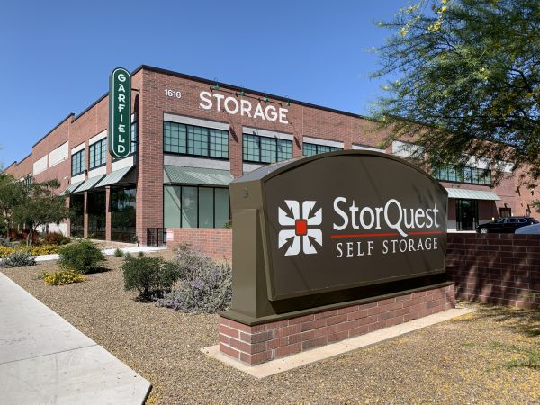 StorQuest - Garfield / Portland 1616 East Portland Street Phoenix, AZ - Photo 0
