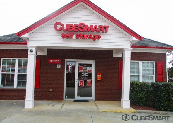 CubeSmart Self Storage - GA McDonough Meredith Park Dr