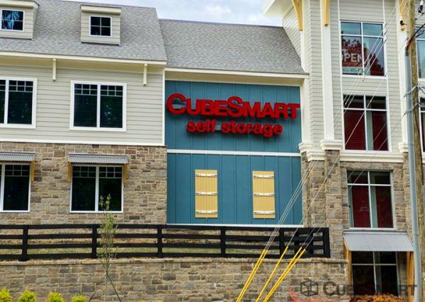 CubeSmart Self Storage - GA Milton Webb Road