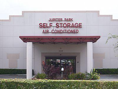 Jupiter Park Self Storage 1125 Jupiter Park Drive Jupiter, FL - Photo 0