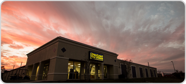 StoreSmart Self-Storage - Spring Hill 1 - Anderson 2465 Anderson Snow Road Spring Hill, FL - Photo 0