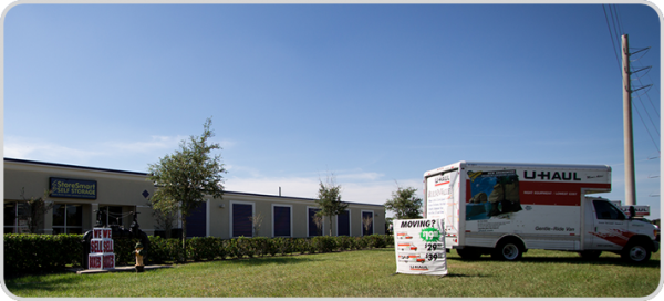 StoreSmart Self-Storage - Spring Hill 1 - Anderson 2465 Anderson Snow Road Spring Hill, FL - Photo 2