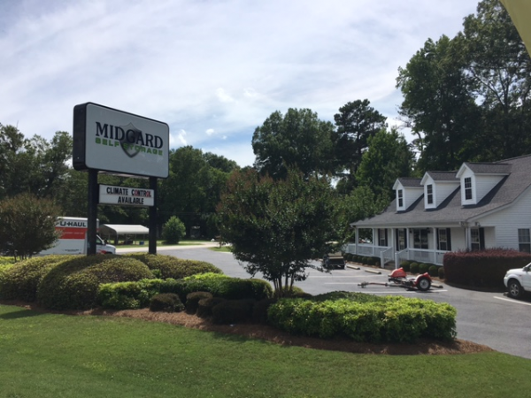 Midgard Self Storage - Greenwood 246 South Carolina 225 Greenwood, SC - Photo 0
