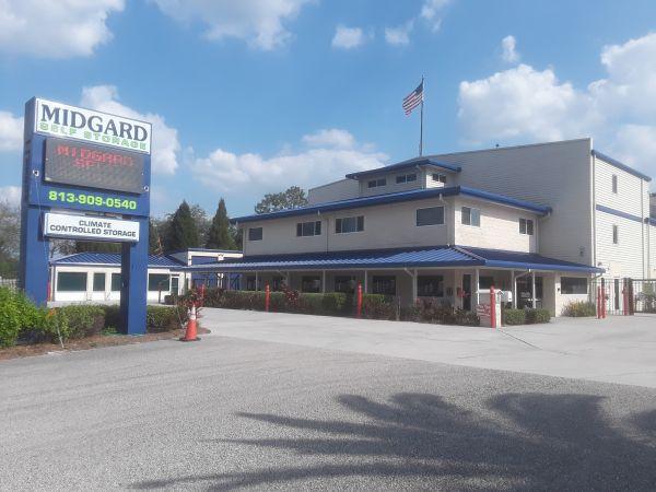 Midgard Self Storage - Lutz 23830 Florida 54 Lutz, FL - Photo 0